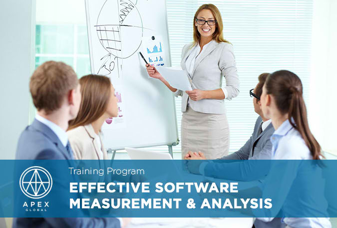 Effective Software Measurement and Analysis