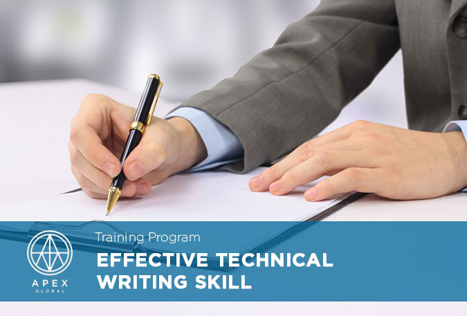 Effective Technical Writing Skill_En