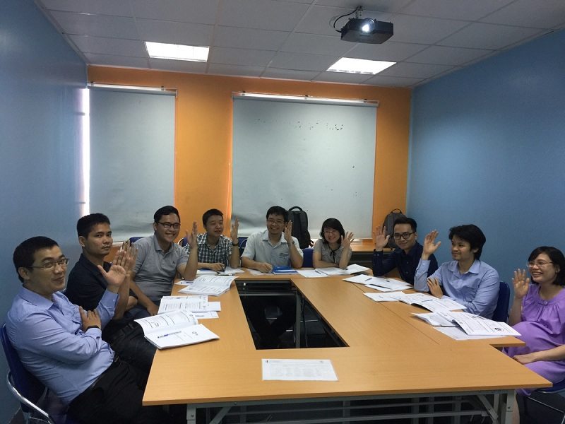 Khai giang ITIL 2011 Foundation Ha Noi _April 2017_01