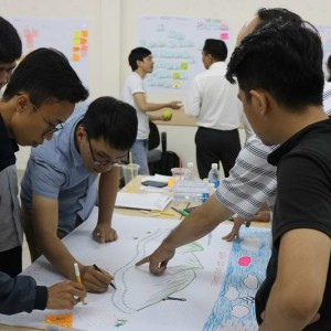 Project Manager chuyen sang lam Scrum Master trong du an Agile