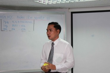 Business Analysis Professional training course for ACB Bank