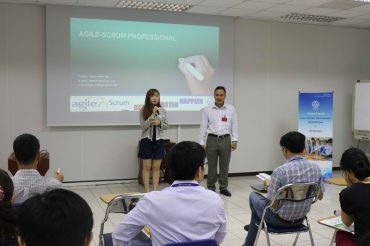 Đào tạo Agile Project Management cho Renesas Design Vietnam