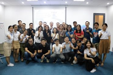 "Workshop "" Develop Your Business Analysis Career Path"" ngày 10/10 tại HCM"