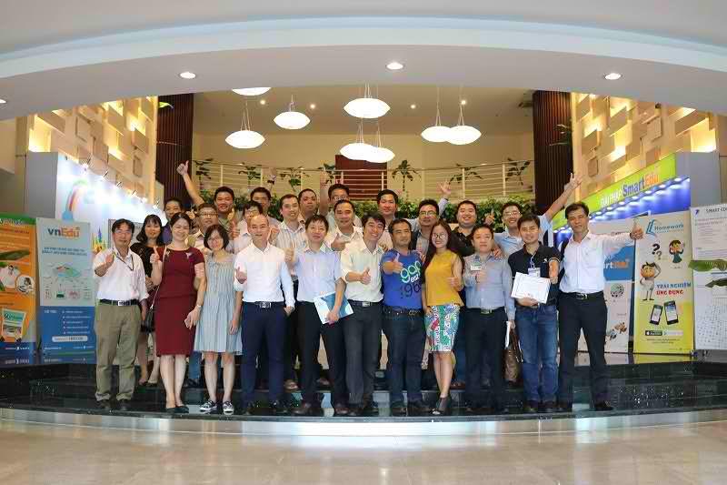 Bế giảng Khoá Học ITIL Foundation cho Tập đoàn VNPT