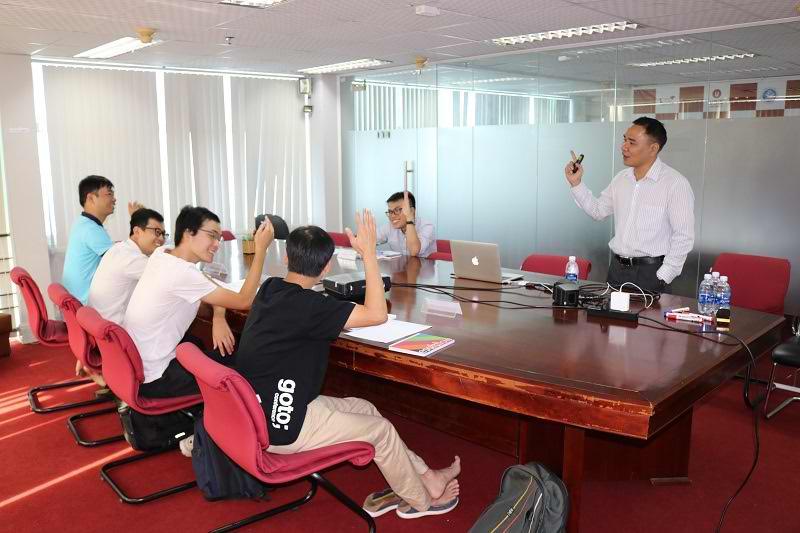 Khai giảng khoá đào tạo Service Desk Professional