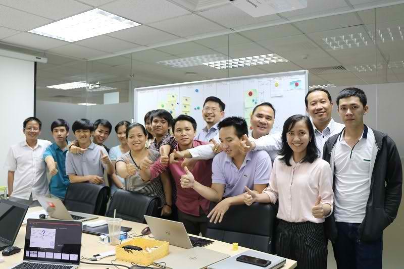 Tổng kết chương trình huấn luyện Agile cho bộ phận ERP của Thế Giới Di Động