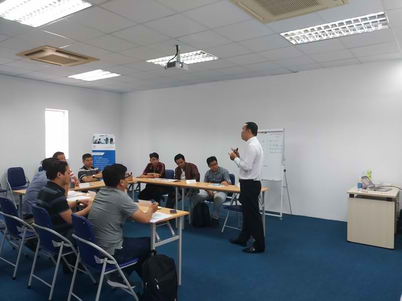Khai giảng khóa đào tạo Agile Project Management Professional tháng 8/2018