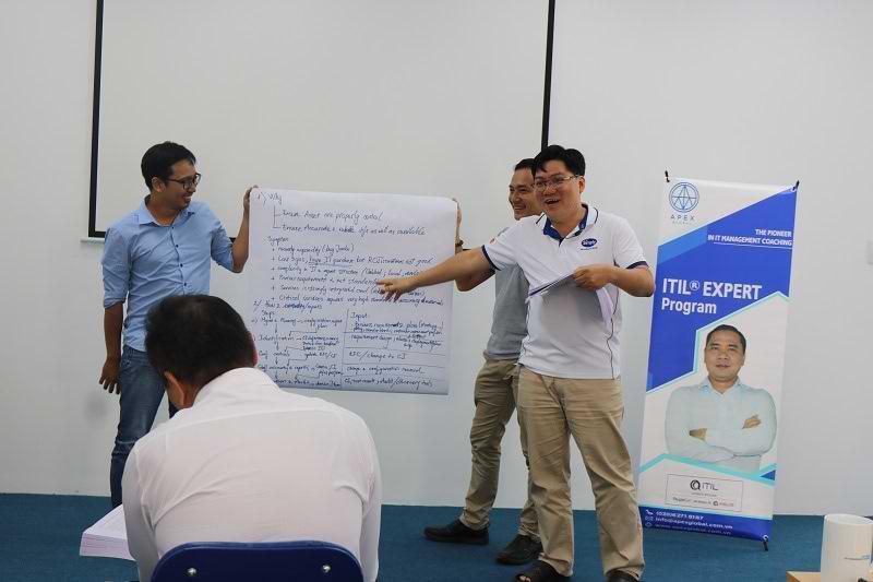 Khóa đào tạo ITIL Service Transition tại Việt Nam