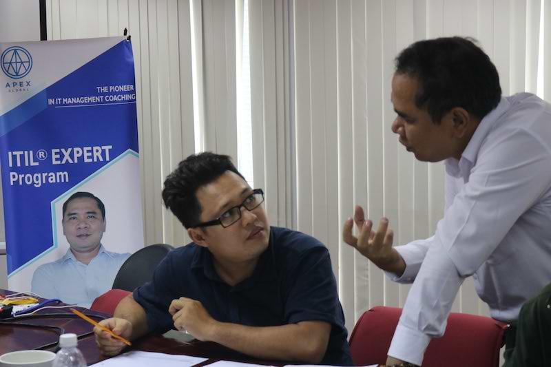 Bế giảng khóa đào tạo ITIL Service Strategy đầu tiên tại HCM