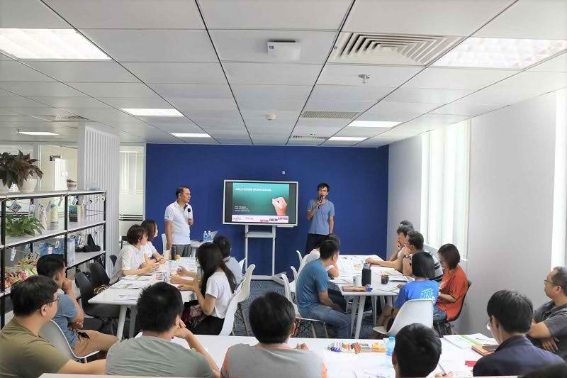 Đào tạo Agile thực hành cho Teko Việt Nam