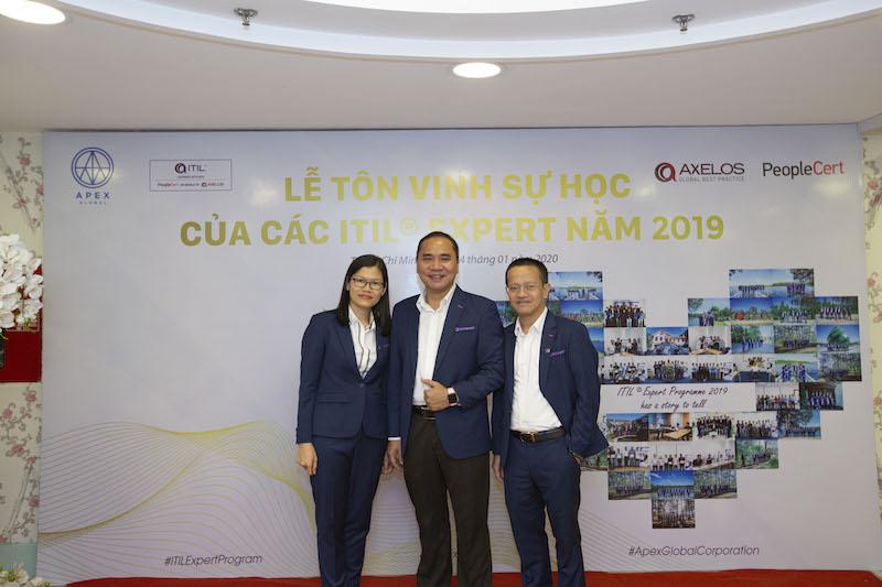 Nỗ lực vượt bậc của cặp vợ chồng ITIL Expert đầu tiên ở Việt Nam
