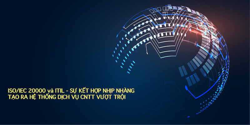 ISO 20000 và ITIL – sự kết hợp nhịp nhàng