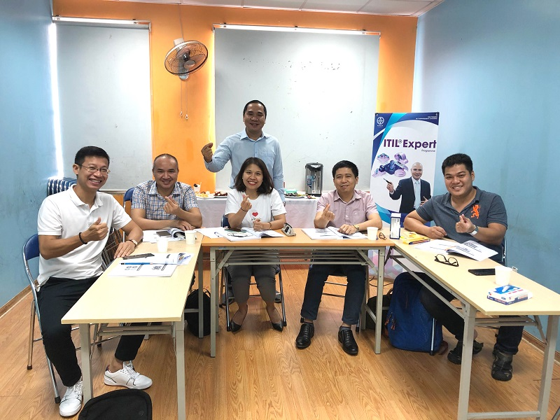 Khai giảng Khóa ITIL 4 Specialist – Create, Deliver and Support tại Hà Nội