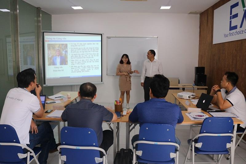 Khóa đào tạo ITIL 4 Foundation ở Hồ Chí Minh khai giảng ngày 17.07.2020