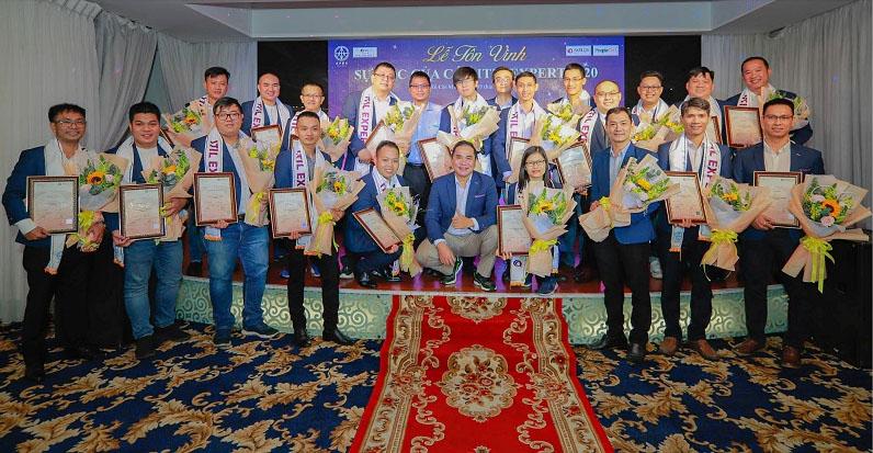 Chúc mừng 24 nhà quản lý CNTT đạt chứng chỉ quốc tế ITIL 4 Managing Professional