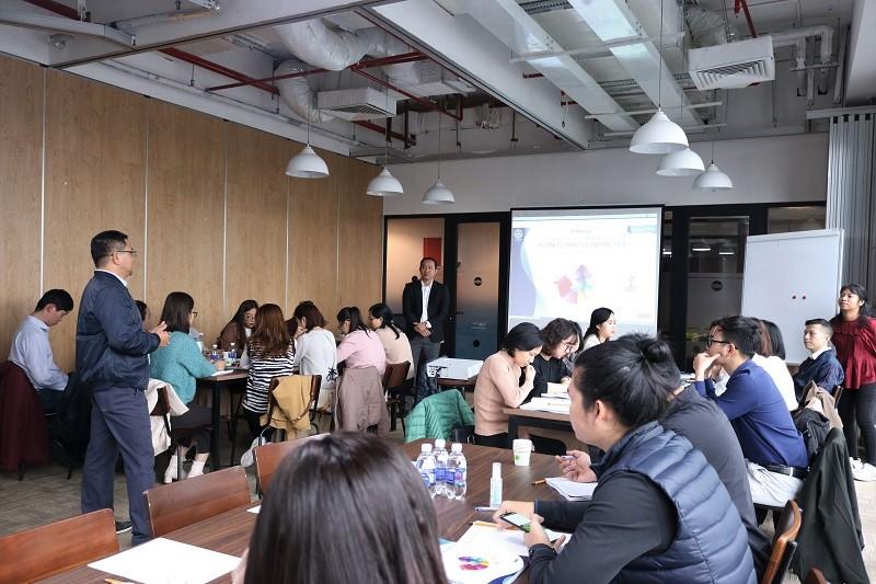 Khai giảng khóa đào tạo Business Analysis in Practice cho Gimasys